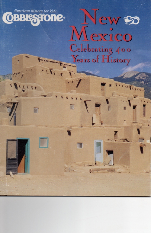 A New Mexico History Book For Kids