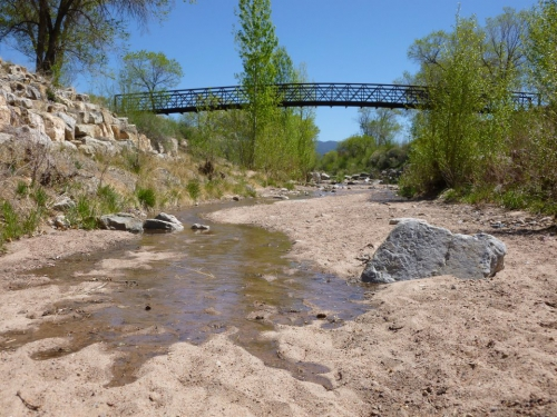 The Santa Fe River Flows Again!