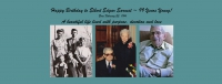 Elbert Edgar Earnest: Happy 99th Birthday, February 23, 2013