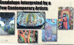 Guadalupe Interpreted by a Few Contemporary Artists