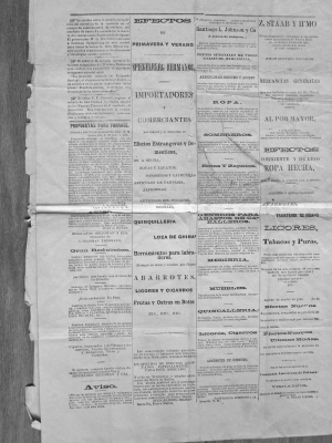 1876 The Daily New Mexican page 4