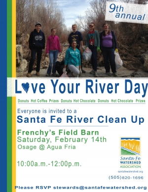 Santa Fe River Cleanup Day