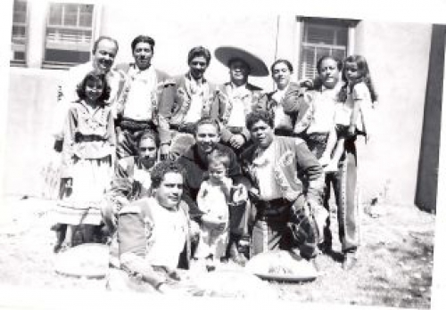 Marachis and Sandovals - Fiesta, Early 1950s