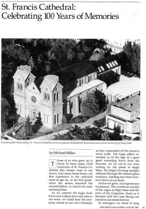Before St. Francis Was A Basilica