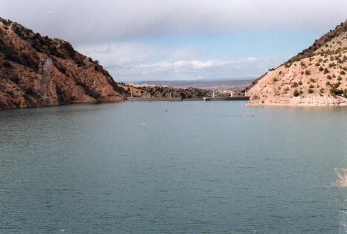 Santa Cruz Reservoir