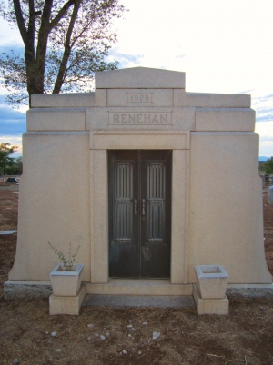 The Renehan Mausoleum and the Black Kiss