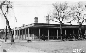 Old Barracks 1915