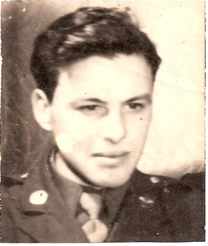 1942 age 22---he was one of the old men in the unit