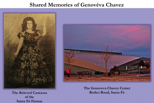 Shared Memories of Genoveva Chavez