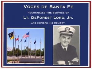 Lt. DeForest Lord, Jr./Honoring Our New Mexico Veterans