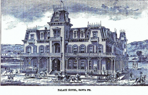 The Palace Hotel 188?