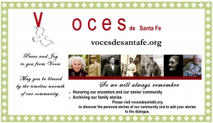 Happy Holidays from vocesdesantafeorg