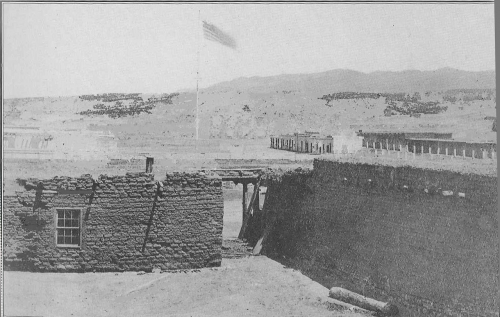 Fort Marcy - (1846-1868)