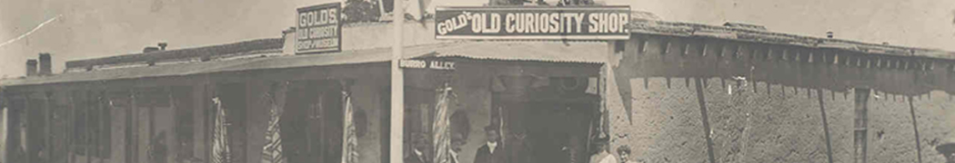 Golds Curiosity Shop 1900s